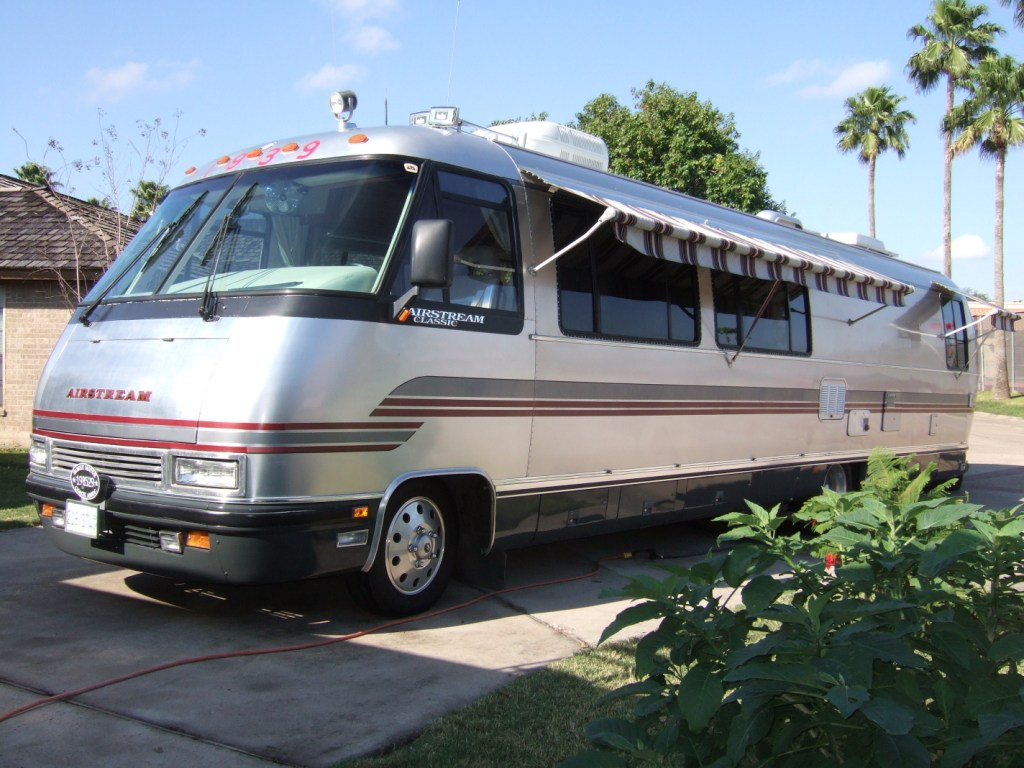 For sale airstream 1994 classic 36 motorhome for Classic motor homes for sale