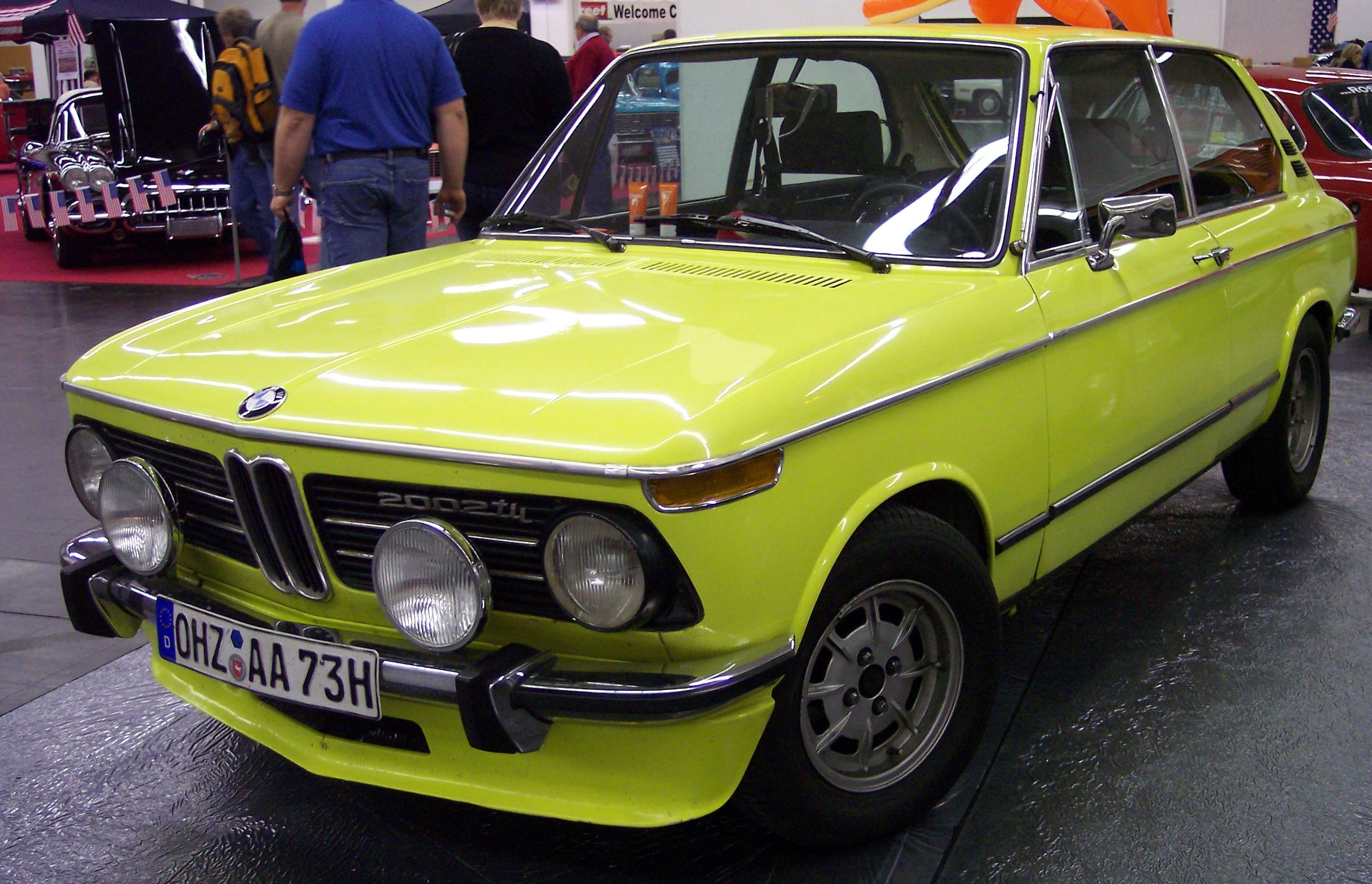 Photo Gallery Bmw 2002 Touring Livre Histoire