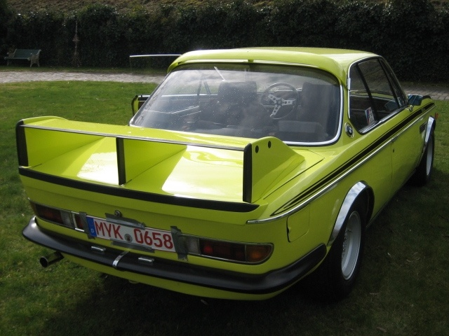 Photo Gallery Registry Bmw 30 Csl 2275243 Voiture Car Wagen